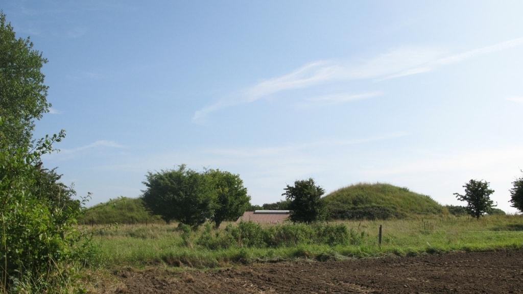 Trehøje Bronzealderhøje