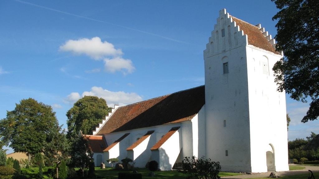 Skrøbelev Kirke