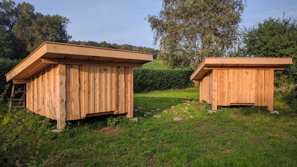 Filshuse telt- og shelter-plads