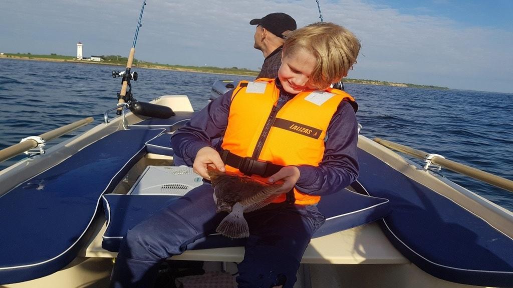 Lej en jolle og tag på fisketur eller hyggetur