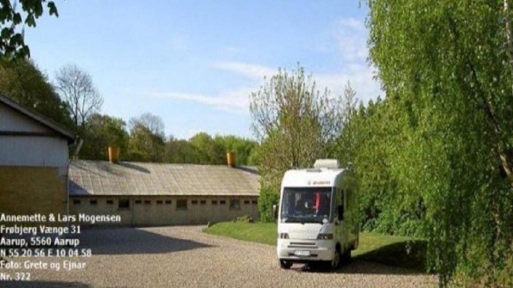 autocamperplads i Orte tæt på Aarup