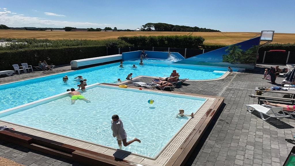 Sandagernæs camping Pool