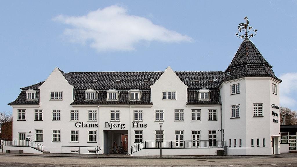 GlamsBjergHus ferielejlighed