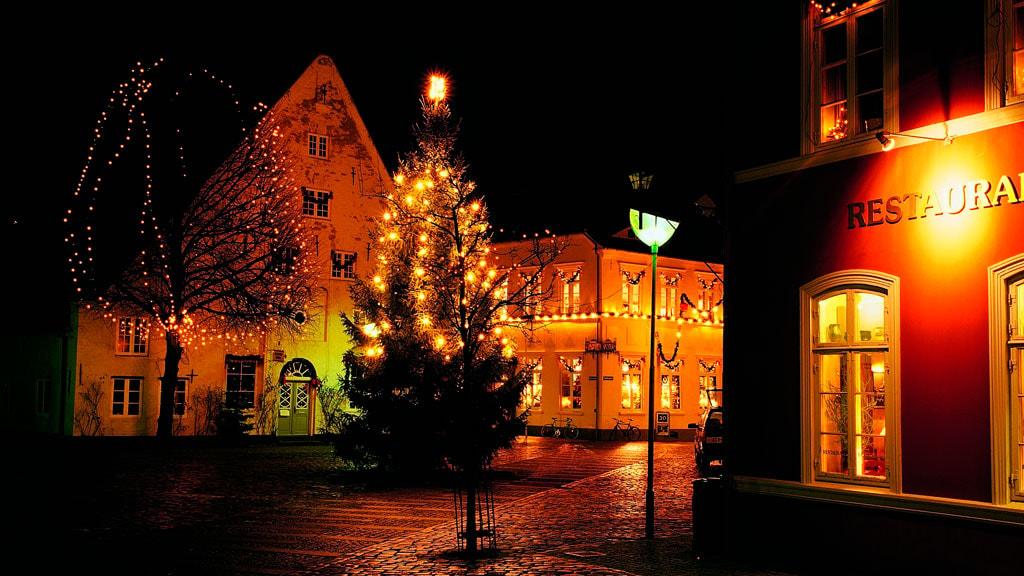 Julebyen i Tønder