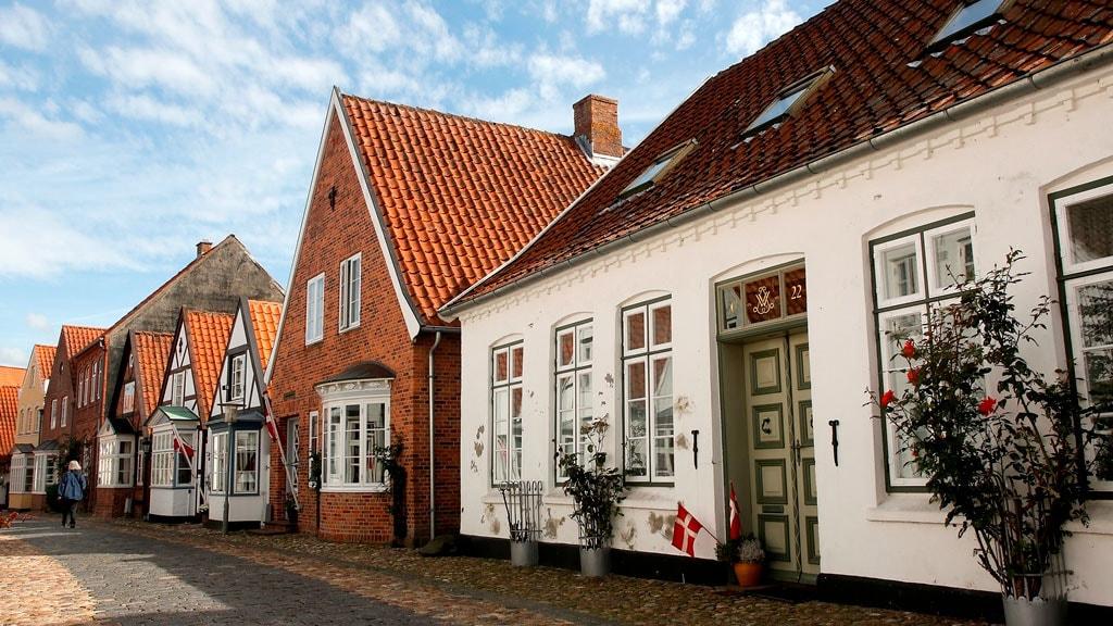 Uldgade i Tønder