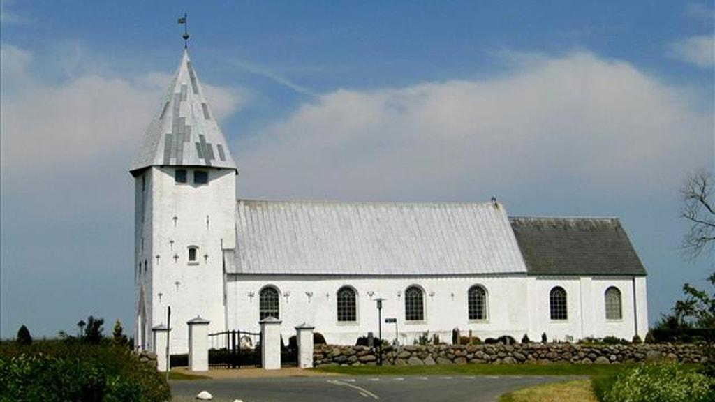 Rejsby Kirke