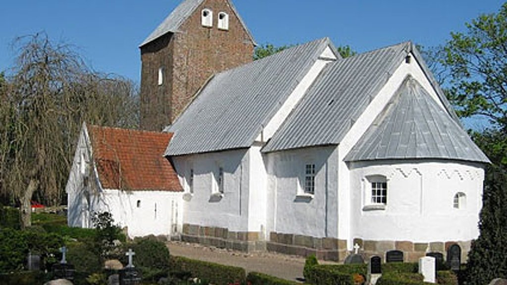 Sdr. Skast Kirke