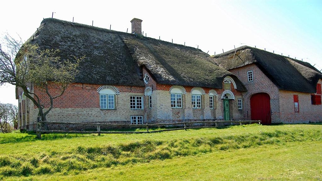 Nationalmuseets Kommandørgård