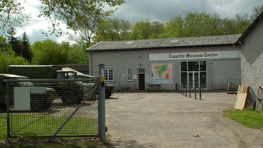 Zeppelin og Garnisonsmuseum Tønder