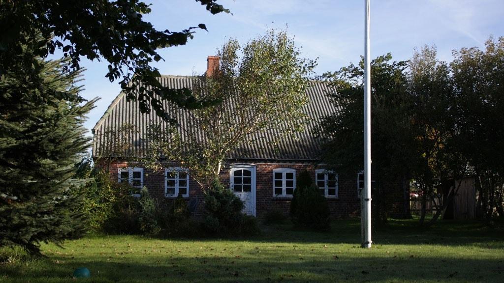Mors hus - feriehus
