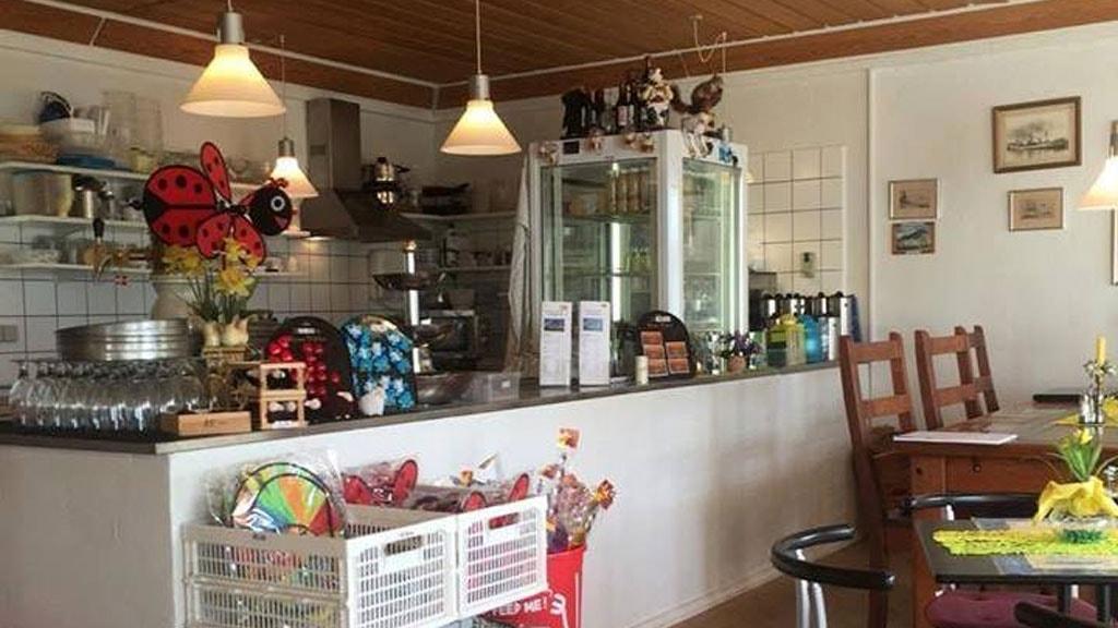 Kommandørgårdens Café - Nationalmuseet