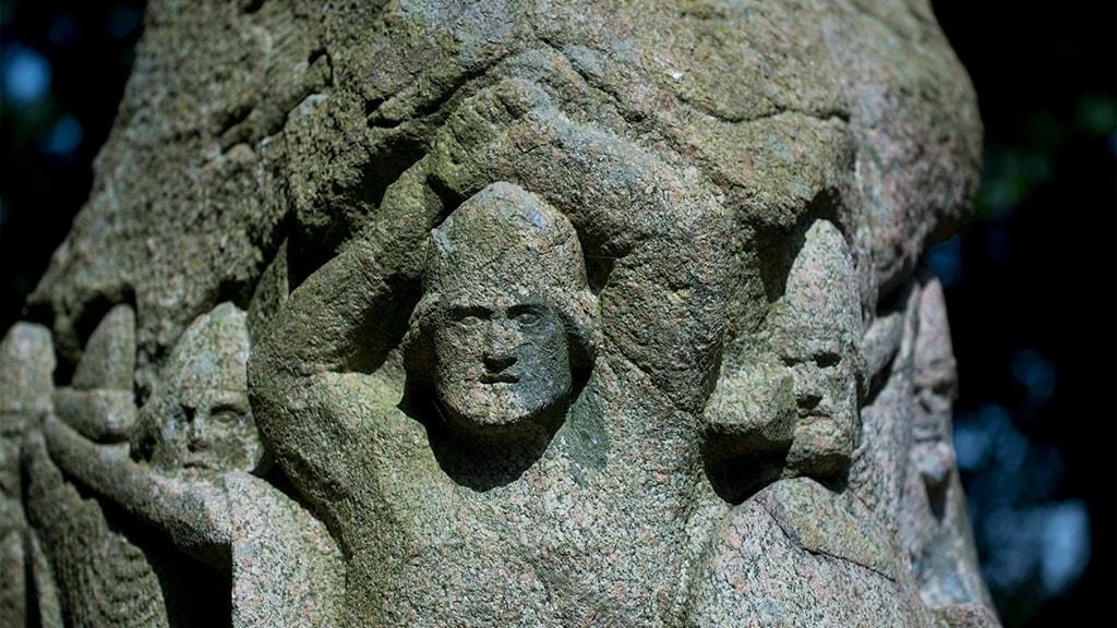 Magnusstenen i Skibelund Krat