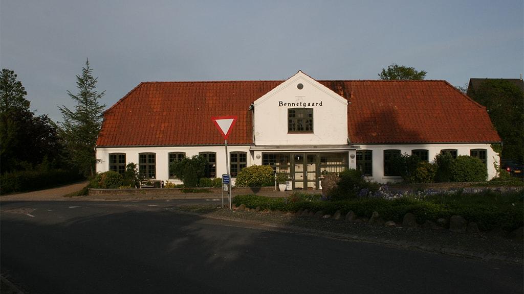 Bygningen Bennetgård, Københoved