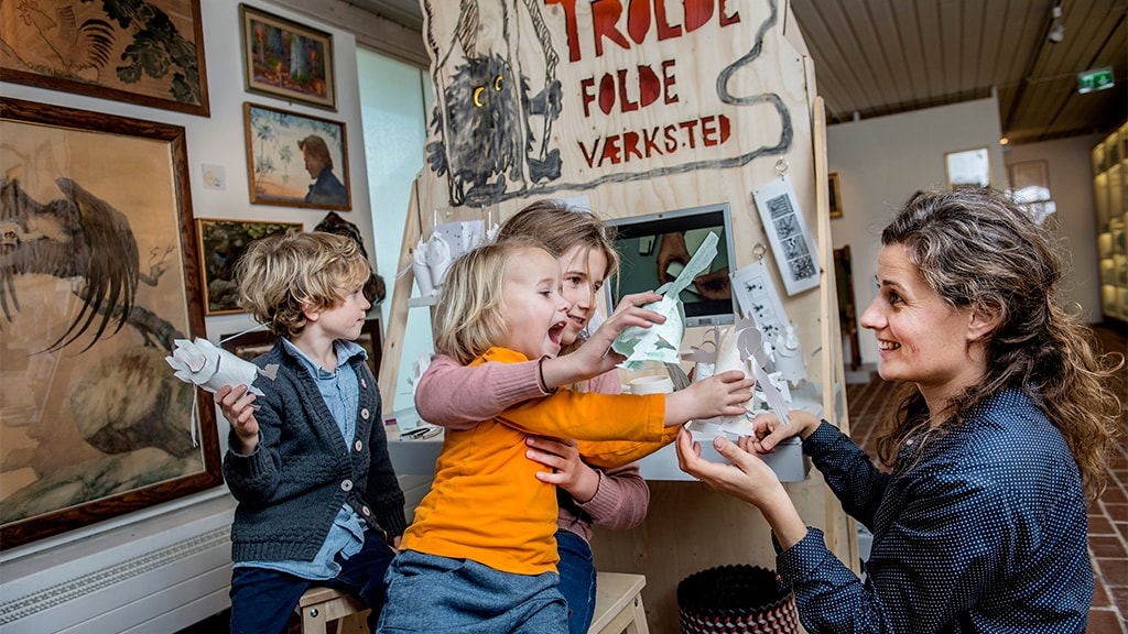 Vejen Art Museum - for children