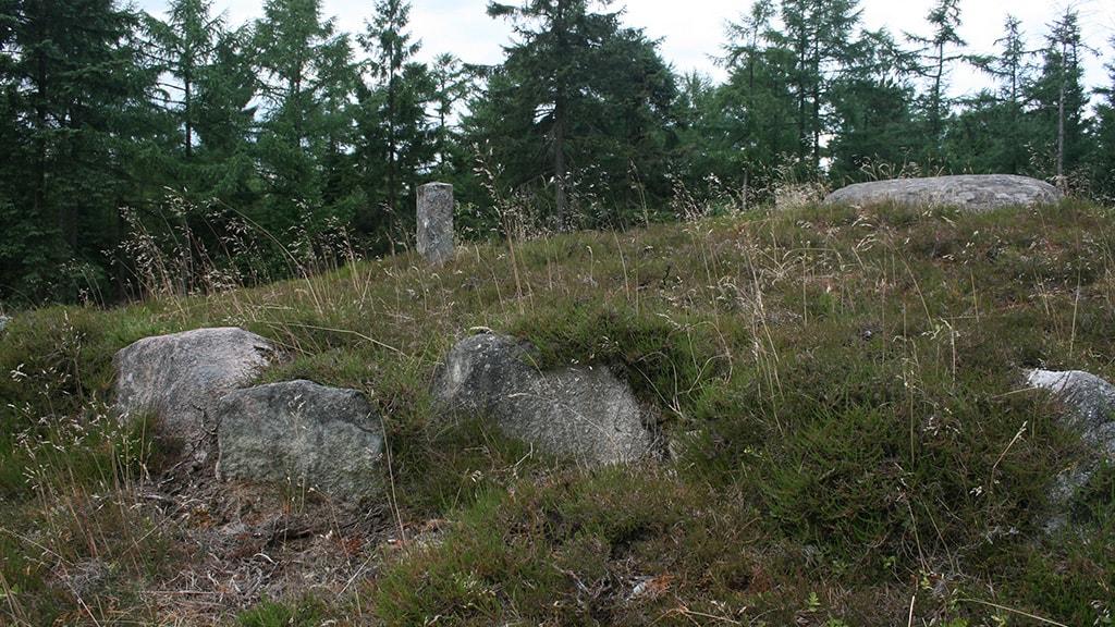GravhøjenTInghøj i Klelund