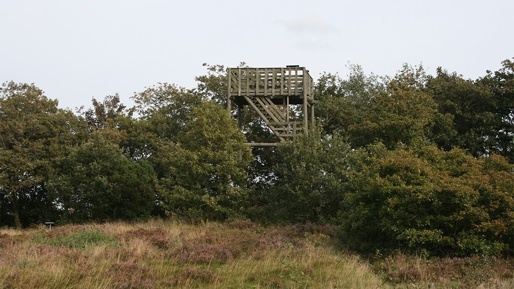 Udsigtstårn Vittrup Baun