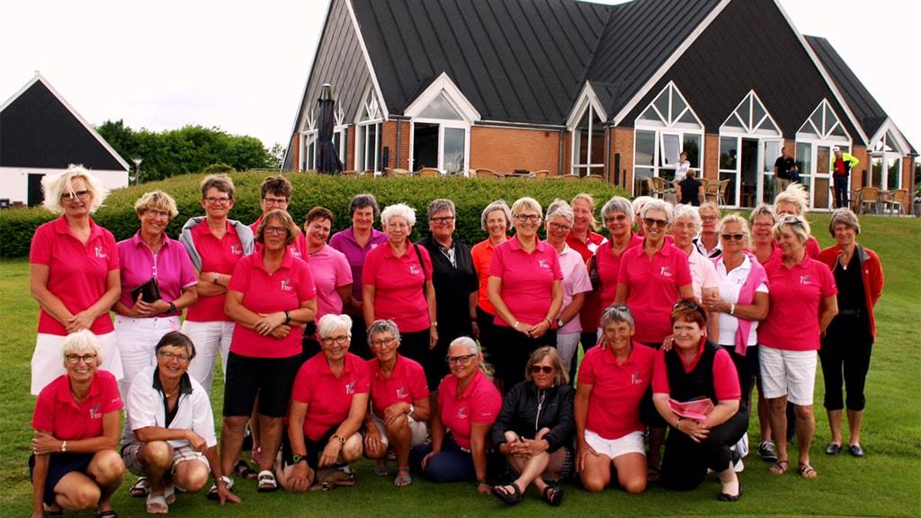 Pink Cup i Vejen Golfklub
