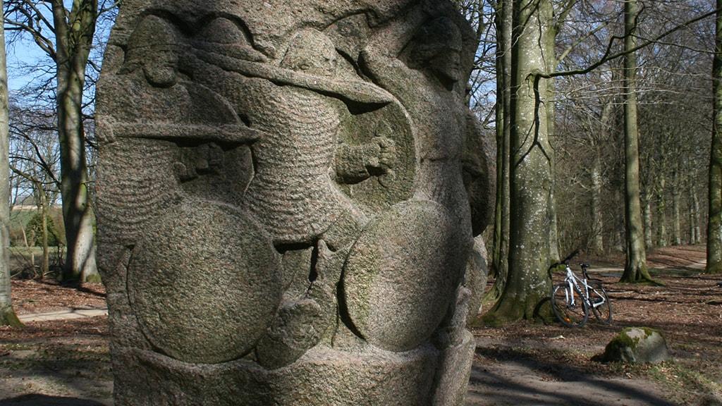 Magnustenen i Skibelund Krat
