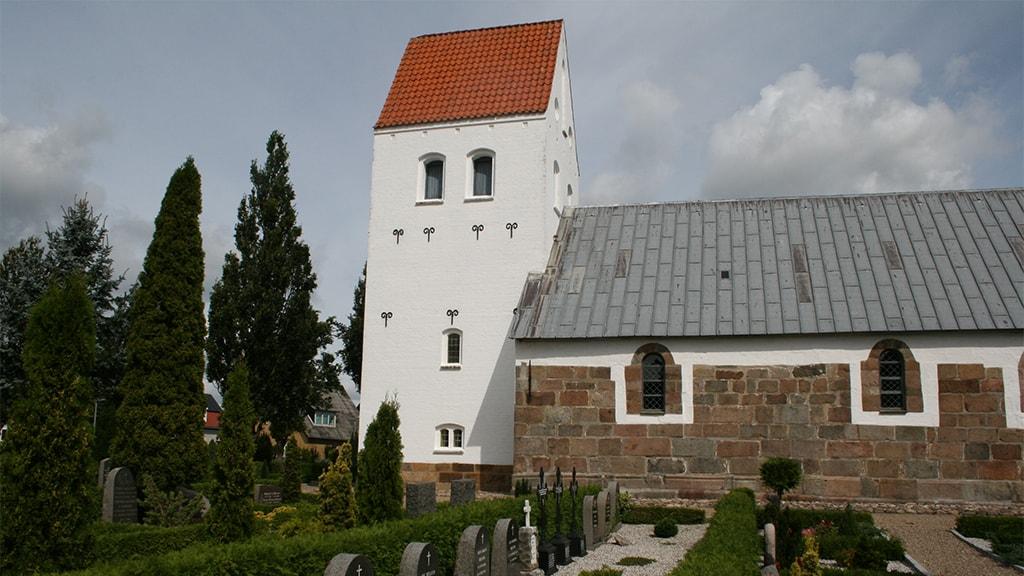 Bække Church