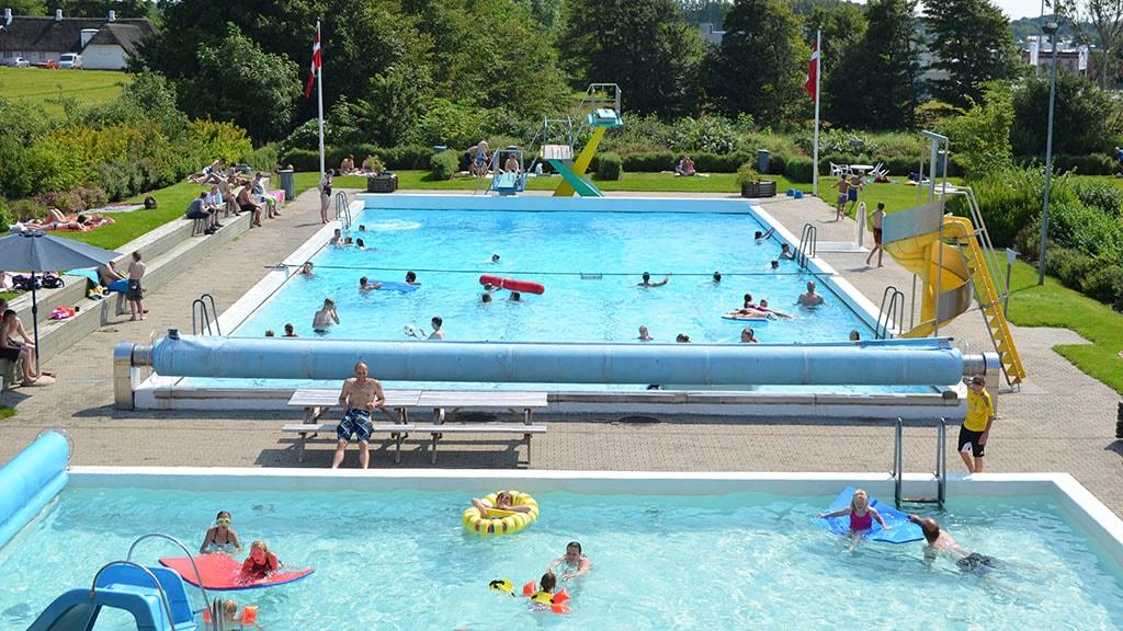 Brørup Swimming pool outdoor