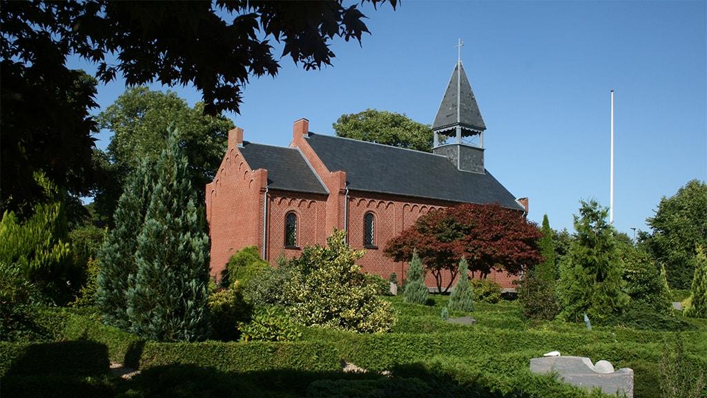 Stenderup Church, Føvling