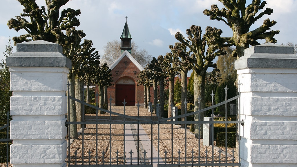 Sct. Peders Kirke, Holsted
