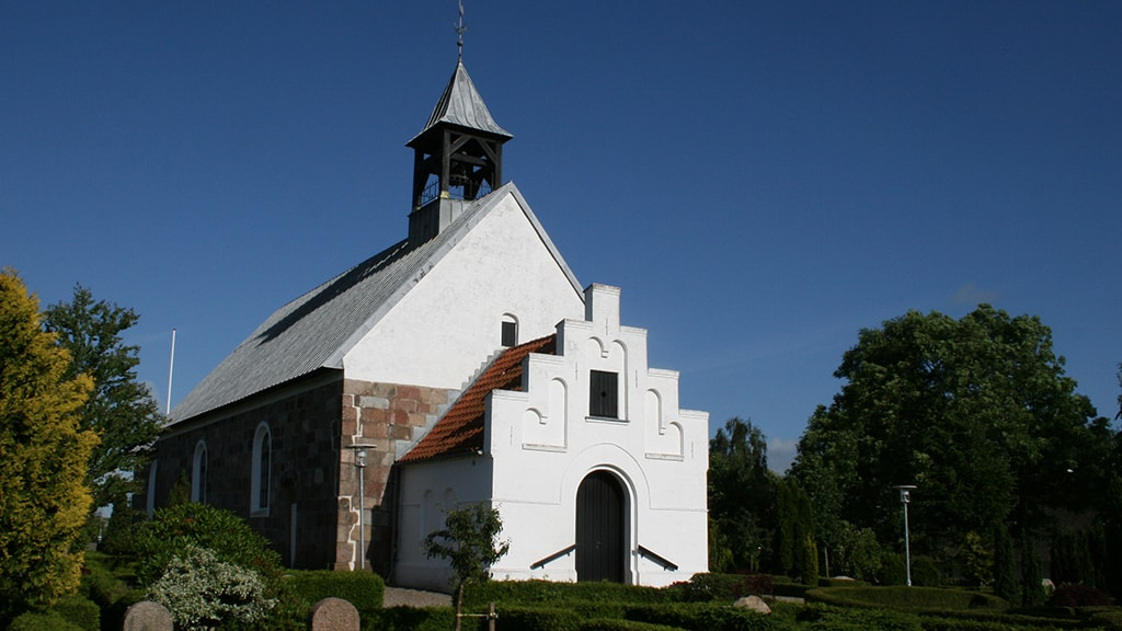 Øster Lindet Church