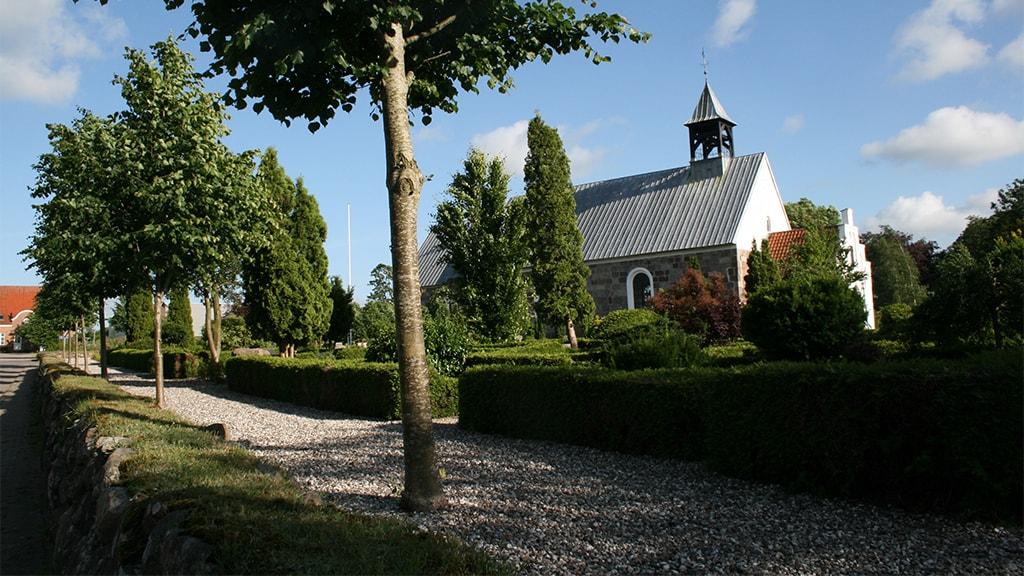 Øster Lindet Church