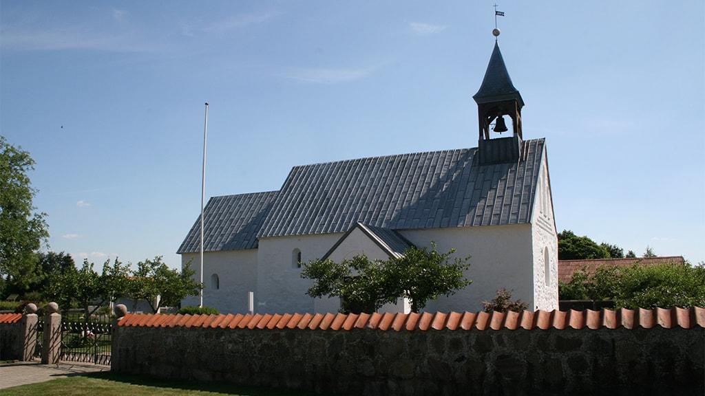 Hjerting Church