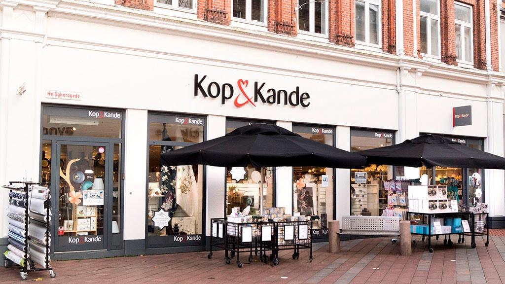 kop & Kande i Kolding City