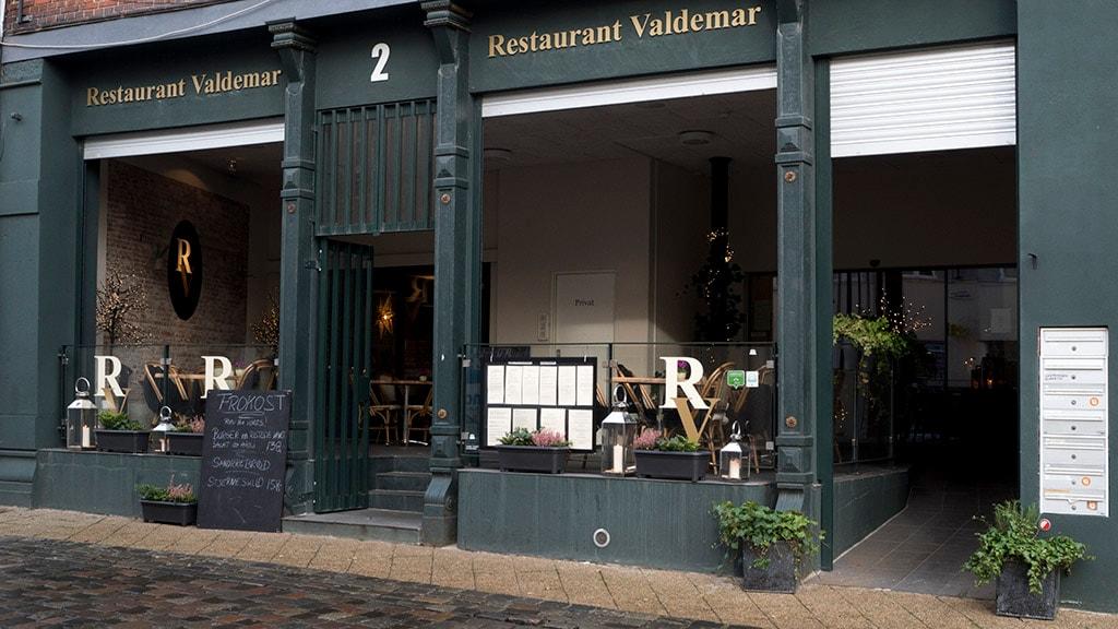 Restaurant Valdemar i Kolding