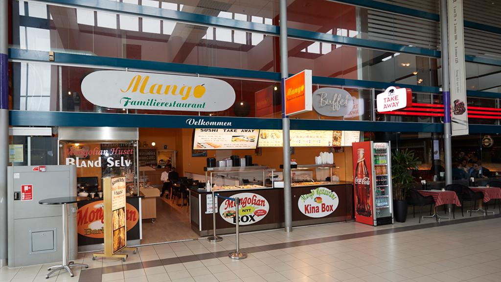 Mango i Kolding storcenter