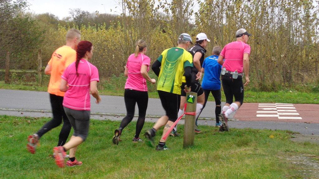 Marathon i Kolding Motion