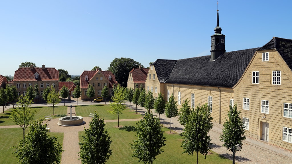 Kirken i Christiansfeld
