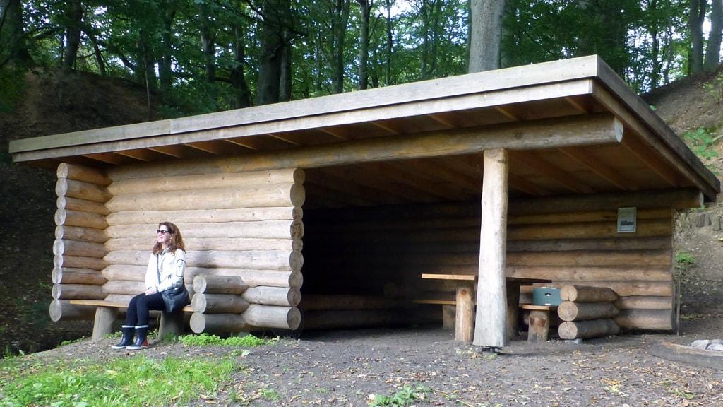 Shelter ved Påby Enge i Kolding