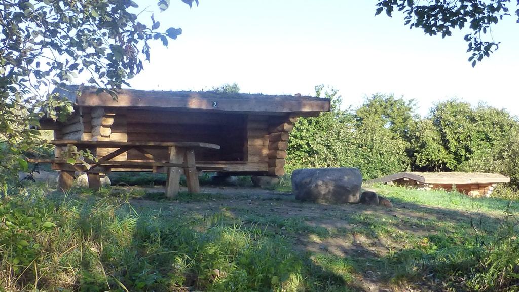 Shelter ved Ferupsø i Kolding