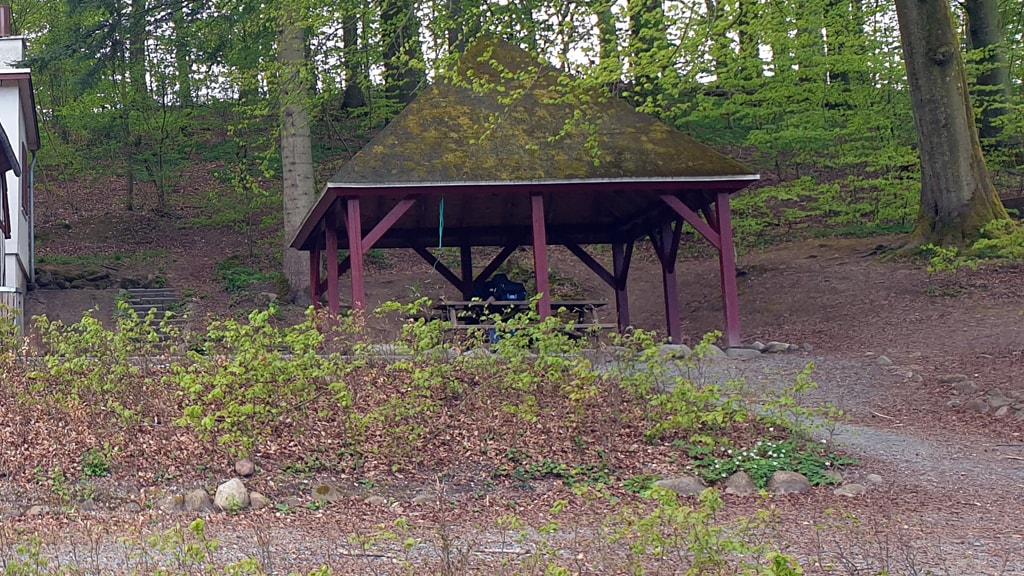 Marielundskoven Madpakkested Skovløberhuset i Kolding