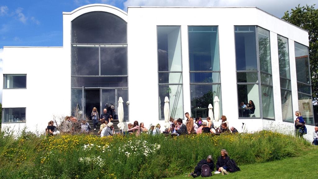 Trapholt - Sommer Cafe Trapholt