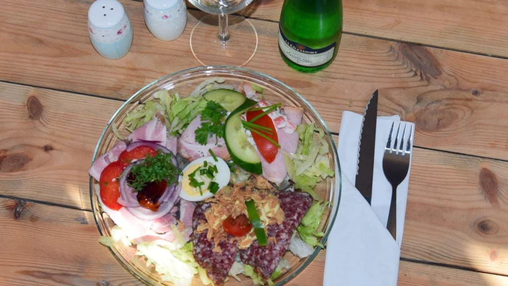 Det gamle Apothek -Frokost