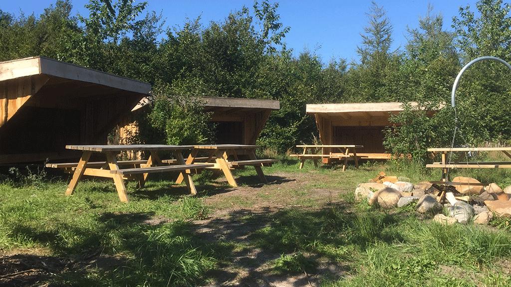 Shelter i Skibbild-Nøvling
