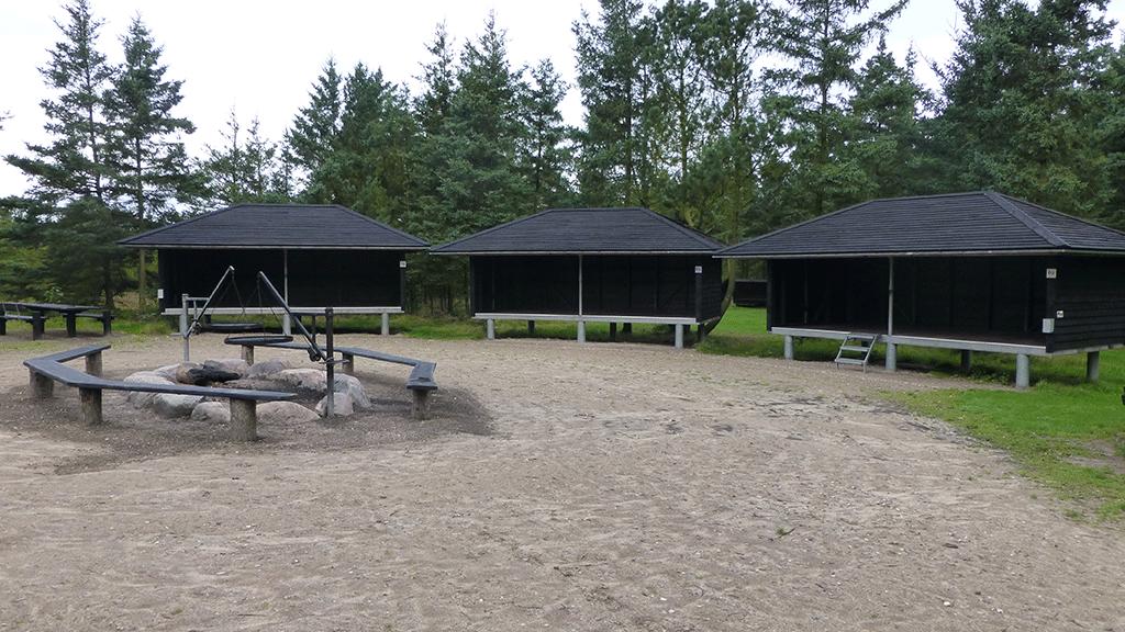 Præstbjerg store shelter