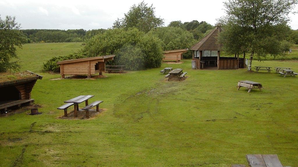 Skarrild-shelterplads