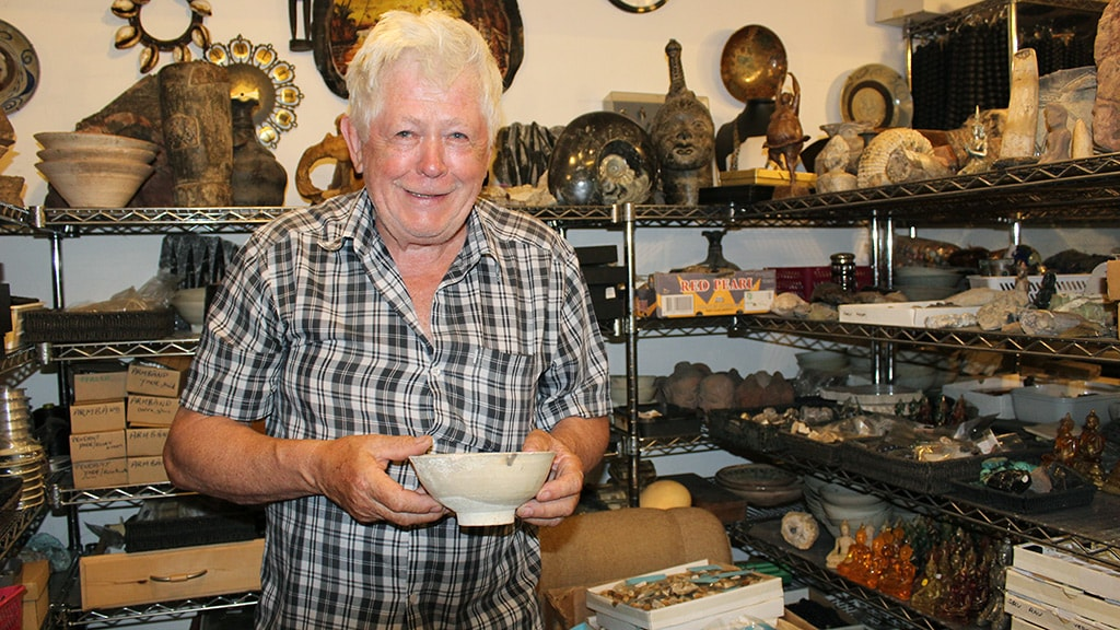Oldtidsfund hos Fossile smykker i ring ved Horsens