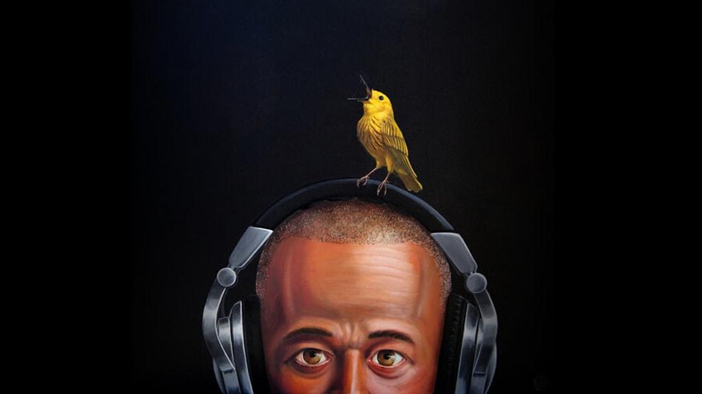 Maleri til Rotary Kunstmesse på Fængslet i Horsens