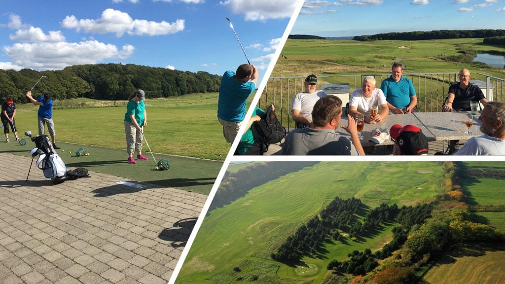 Stensballegaard Golfklub collage