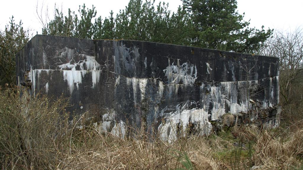 Bunker ved Gl. Rye Flyveplads