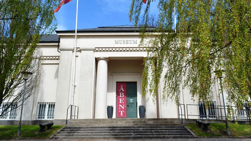 Horsens Museum bygning