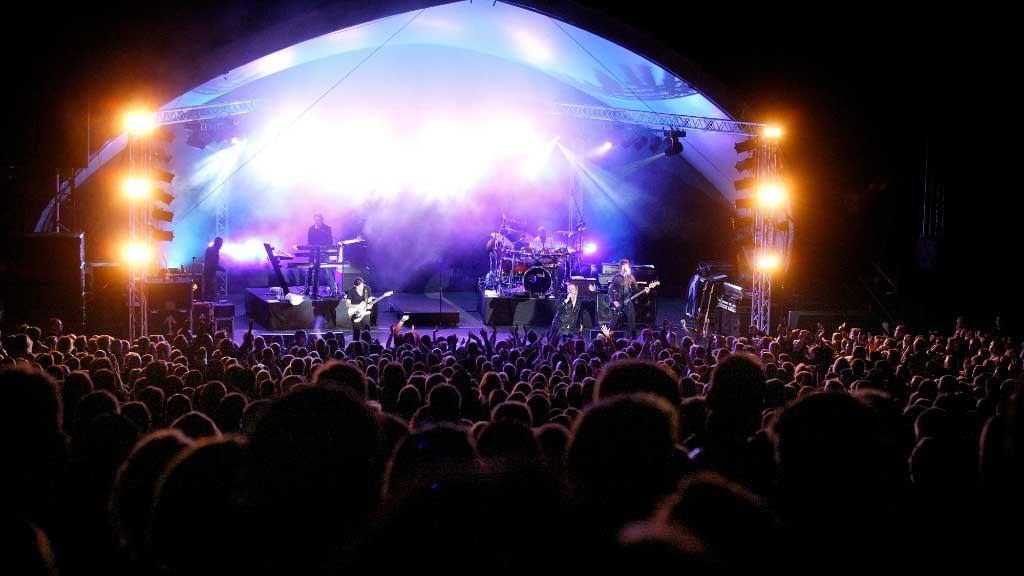 Rockkoncert til Rock i Lunden i Horsens