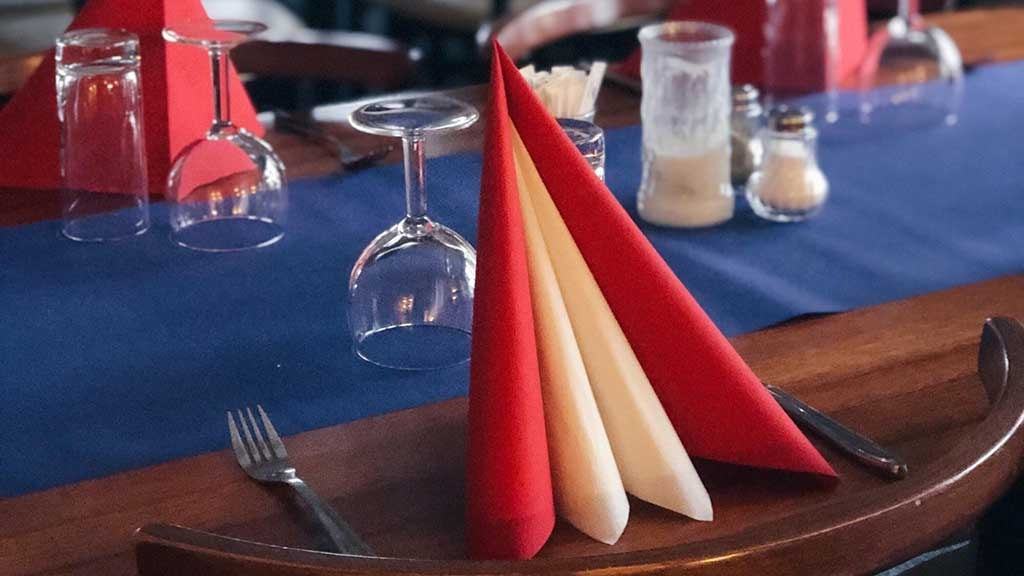Restaurant Together hos Kuglen og Keglen