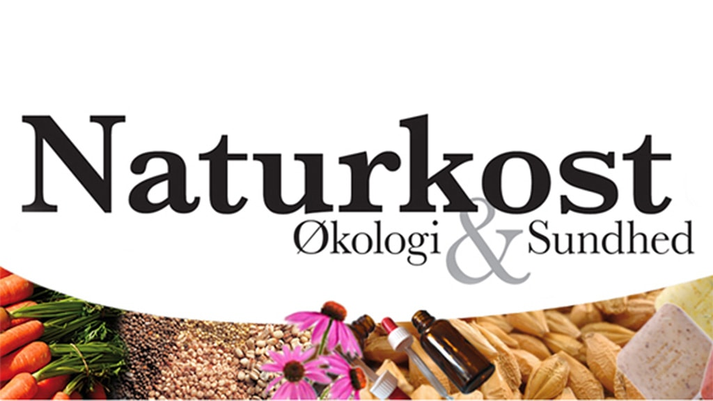 Naturkost health food store in Odense